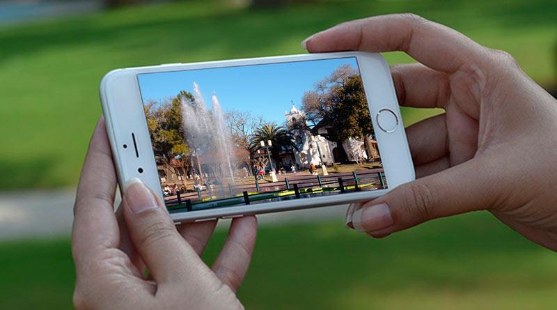 Mes App de las Plazas en Mayo