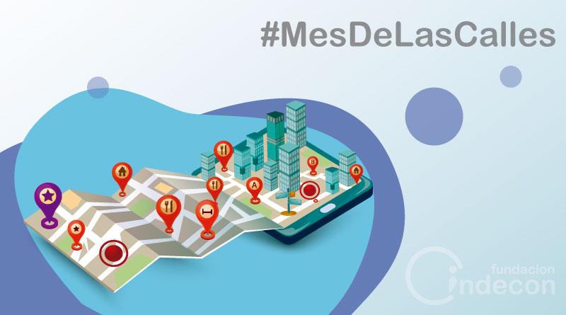 #MesDeLasCalles